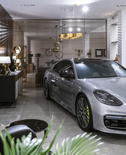 Ikony designu, symbole luksusu - Porsche & Kler