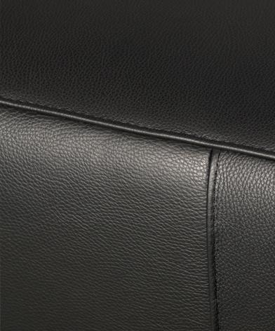 Dekoracyjny szew podłokietnika sofy Figaro Uno marki Kler