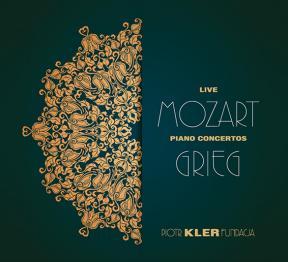 Mozart & Grieg - Piano Concertos Live