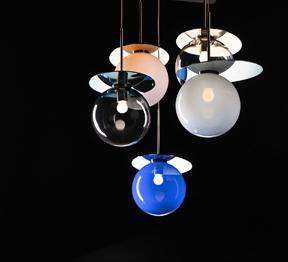 Lampy Bomma z kolekcji Kler